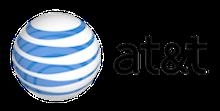 AT&T Logo transparent